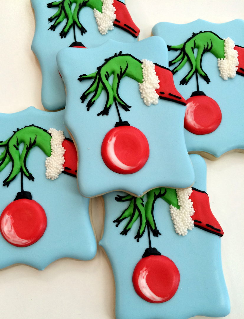 10 Grinch Themed Treats To Make For Christmas Random Acts Of Baking