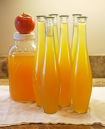 Apple Pie liqueur recipe