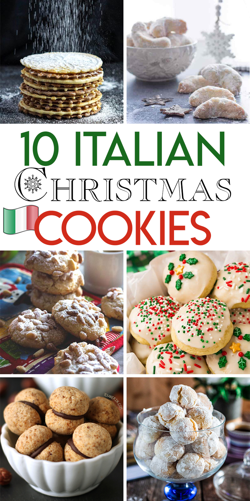 10 Irresistible Italian Christmas Cookie Recipes Random Acts Of Baking
