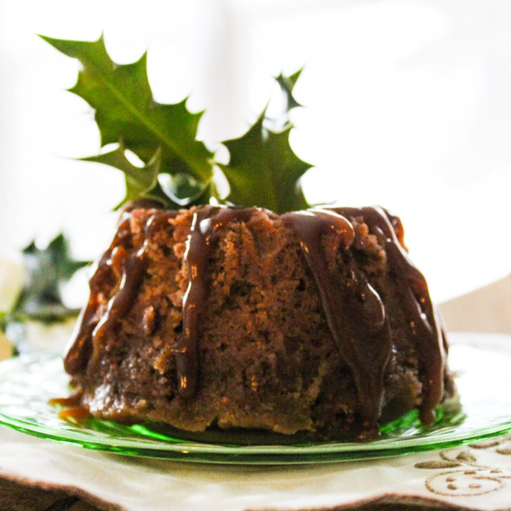 Charles Dickens' Christmas Figgy Pudding recipe