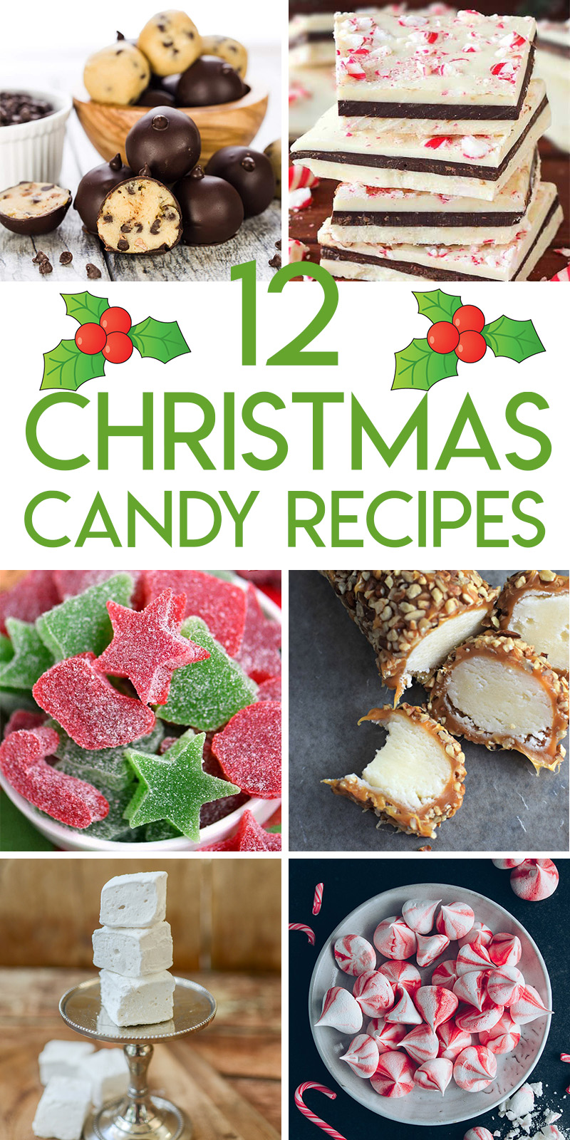12 amazing Christmas candy recipes