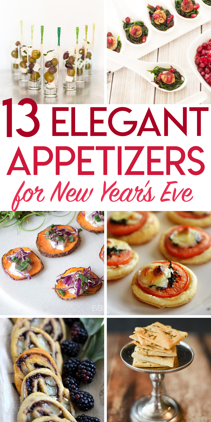 13 elegant new year's eve appetizers