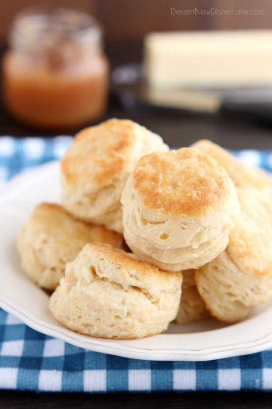 foolproof classic flaky biscuits recipe