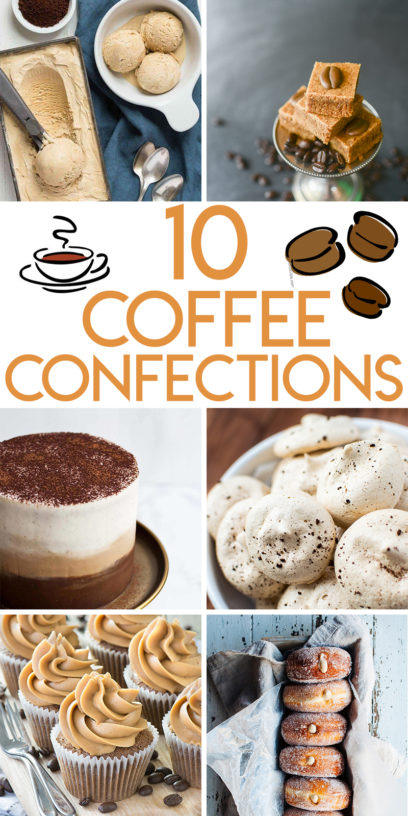 12 delectable coffee treats and confections