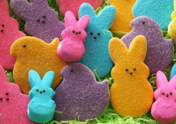 Marshmallow Peeps Recipes Crafts