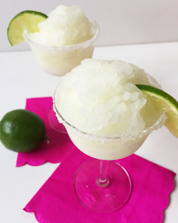 margarita granita recipe